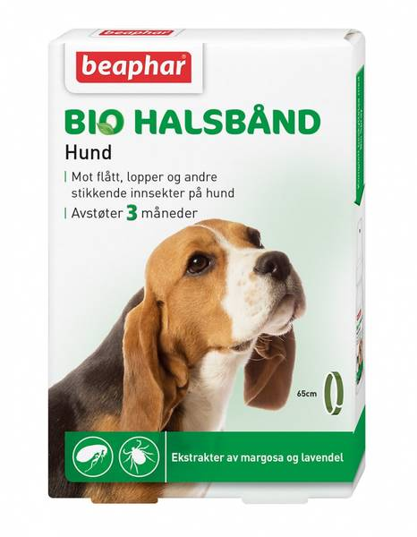 Bilde av Beaphar bio-halsbånd hund