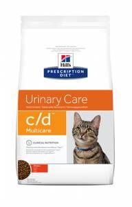 Bilde av Hill's™ Prescription Diet™ c/d™ Multicare Feline
