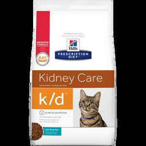 Bilde av Hill's™ Prescription Diet™ k/d™ Feline with Tuna