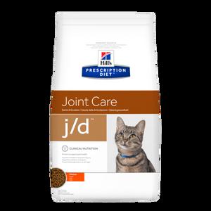 Bilde av Hill's™ Prescription Diet™ j/d™ Katt Kylling
