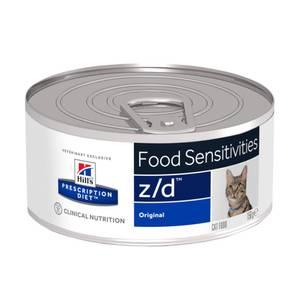 Bilde av Prescription Diet Feline z/d 156g boksemat