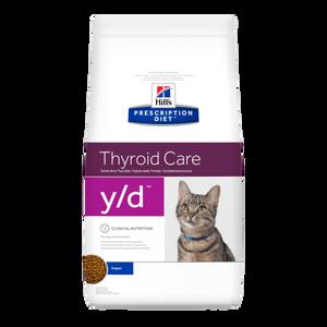 Bilde av Hill's™ Prescription Diet y/d Katt 5 kg