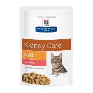 Bilde av Prescription Diet k/d Feline 12 x 85 g Pouch
