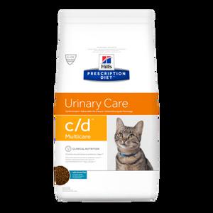 Bilde av Hill's™ Prescription Diet c/d Katt med Havfisk