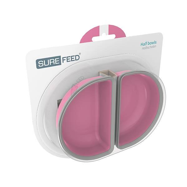 SureFeed fôrskål m/skillevegg