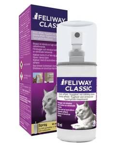 Bilde av Feliway Classic Spray, 60 ml