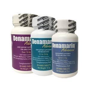 Bilde av Denamarin Advanced 30 Tabletter