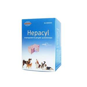 Bilde av Hepacyl 60 stk