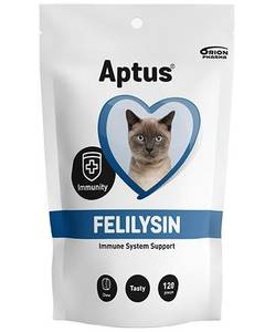 Bilde av Aptus FeliLysin tyggebiter til katt