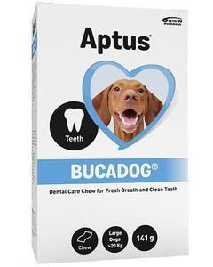 Bilde av Aptus Bucadog tyggelapper str L til hund 141g