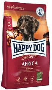 Bilde av HAPPY DOG SUPREME SENSITIVE AFRICA 1KG