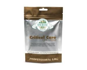 Bilde av Oxbow Critical Care Fine Grind 100g