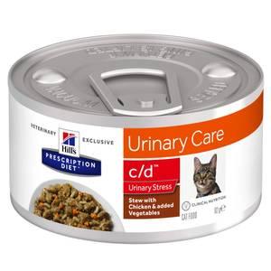 Bilde av Prescription Diet Feline c/d Urinary Stress