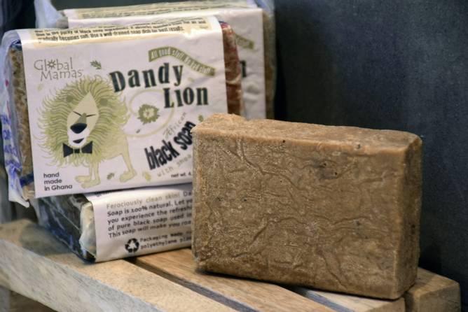 Bilde av Afrikansk svart såpe