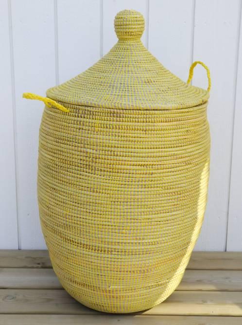 Bilde av Senegalkurv gul M