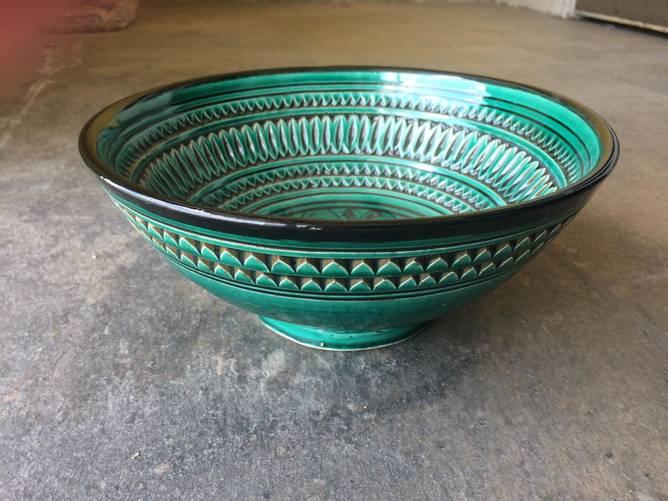 Bilde av Grønn marokkansk