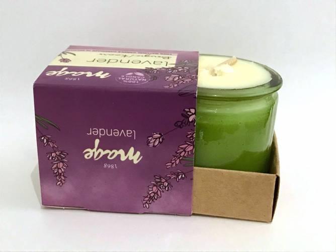 Bilde av Lavendel duftlys, liten