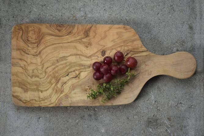 Bilde av Fjøl med håndtak, 35 cm