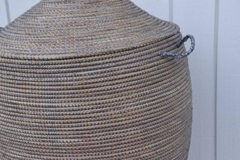 Bilde av Sølv Senegalkurv L