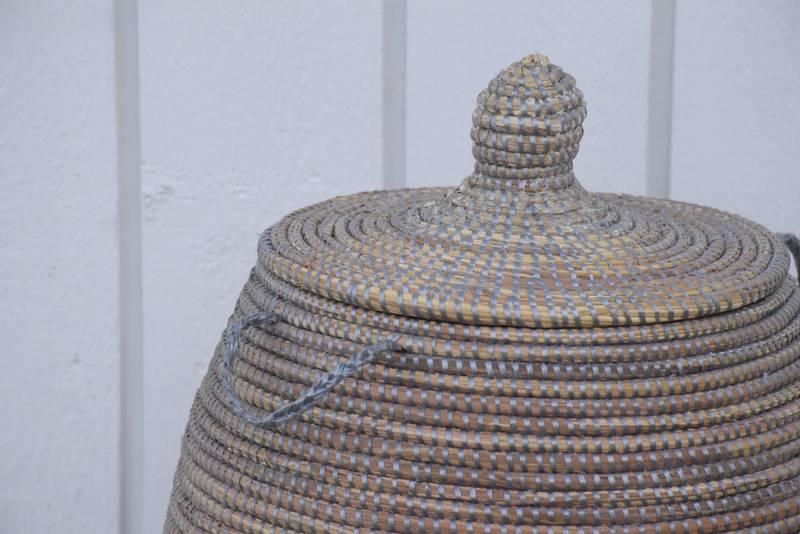 Bilde av Sølv Senegalkurv S