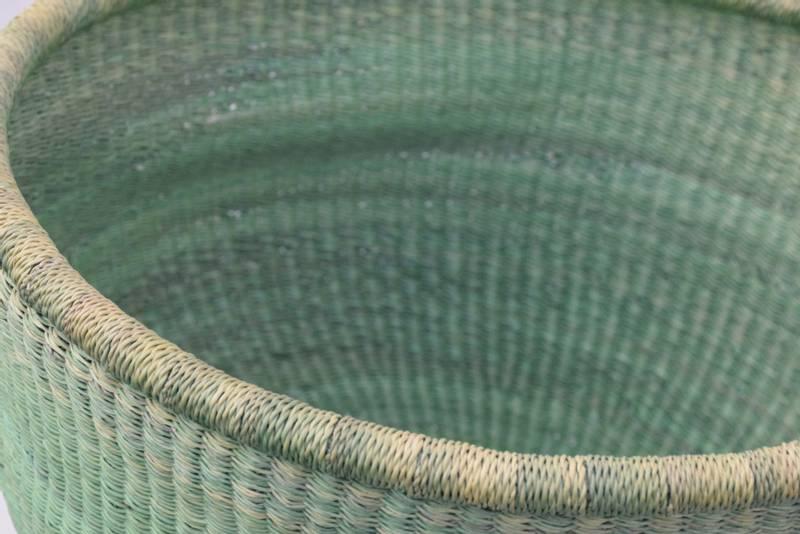 Bilde av Grønn enkel kurv
