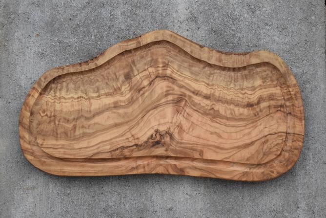 Bilde av Fjøl med naturkant, 35 cm