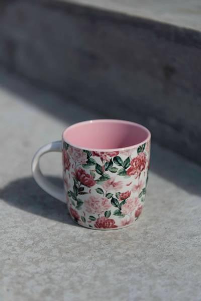 Bilde av Kopp - Orstad - Vintage Rose 25cl
