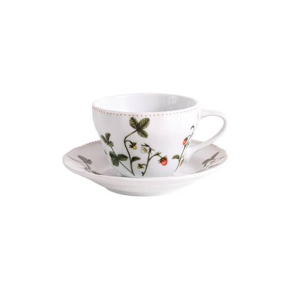 Bilde av Jordbæreng kopp & skål 22cl