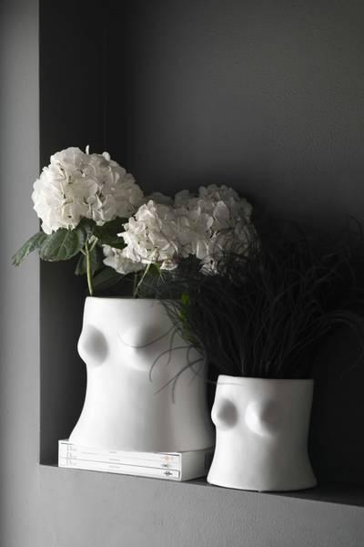 Bilde av Potte - Claire petit hvit