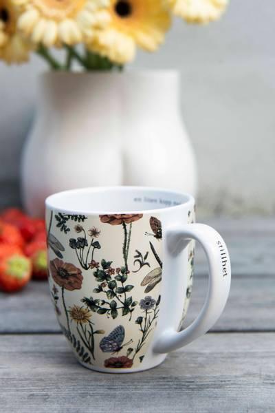 Bilde av Kopp - En liten kopp med... Stillhet 20cl