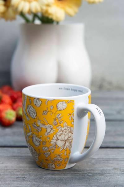 Bilde av Kopp - En liten kopp med... Lykke 20cl