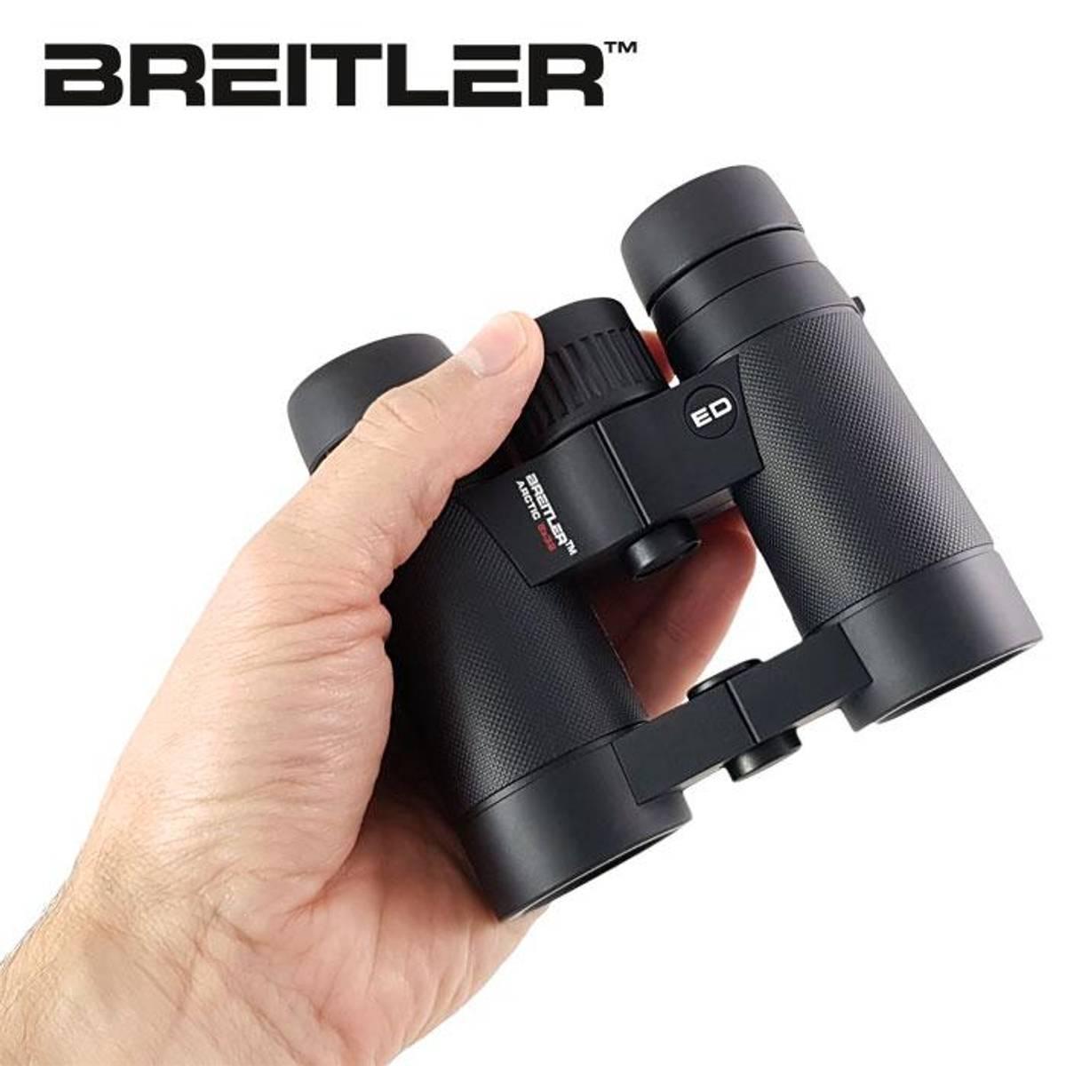 Breitler Arctic 8x32 kompakt kikkert