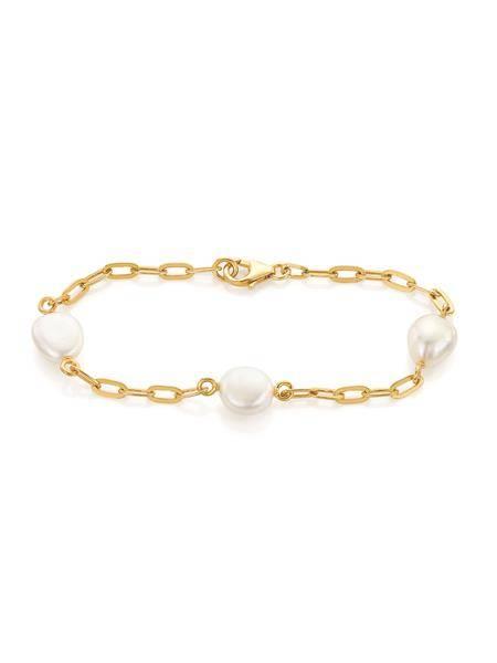 Bilde av Gulldia Cannes forgylt armbånd perle 250639