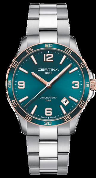 Bilde av Certina DS-8 Chronometer Herreklokke