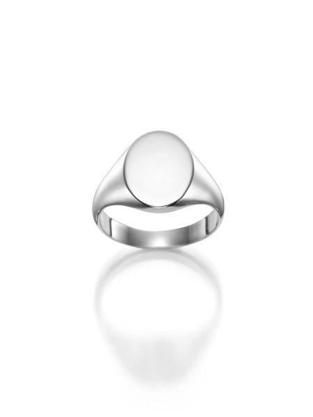 Bilde av Gulldia GD Mann sølv ring 310020