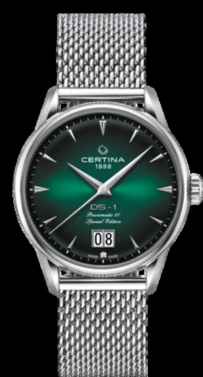 Certina DS-1 Big Date Powermatic Herreklokke