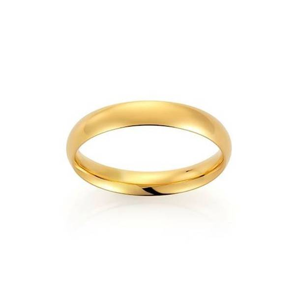 Bilde av Emotions ring gult gull 4mm 2289304 pris pr stk