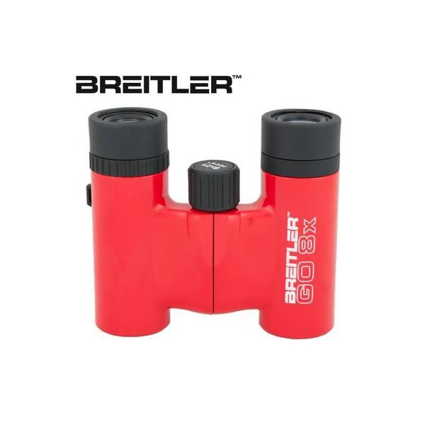 Bilde av Breitler GO 8x21 turkikkert rød