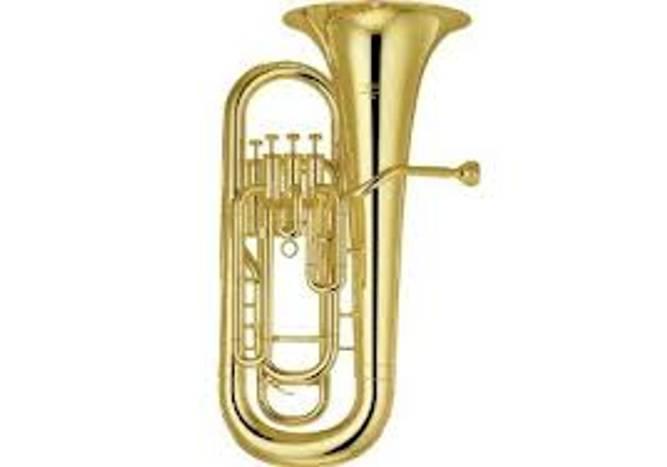 Bilde av Yamaha YEP-321 Euphonium