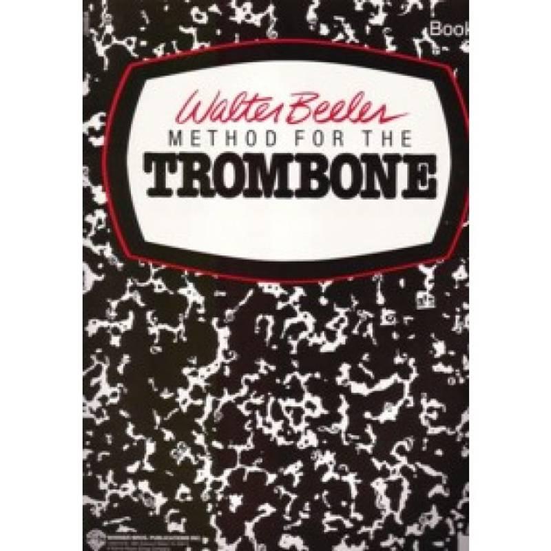 Bilde av Beeler Method for Trombone 1 - F-nøkkel