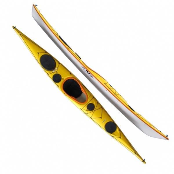 Valley Sirona 16-4 Kajakk - Glassfiber/Diolen