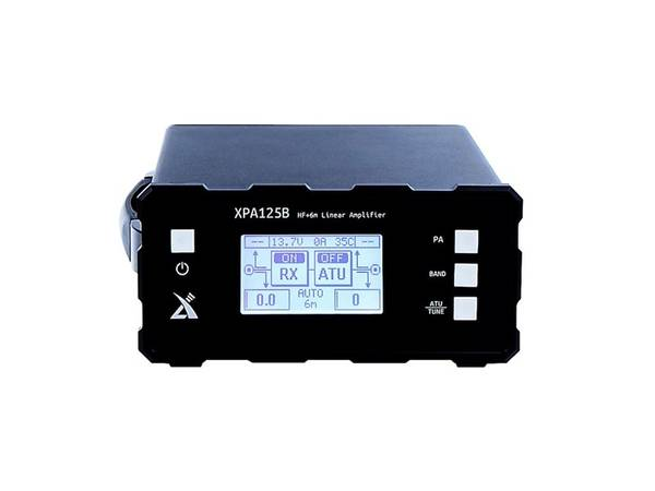 XPA125B Solid State Linear Amplifier