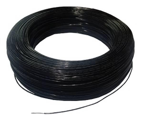 Teflon isolert ledning, 0.8mm² (18 AWG)