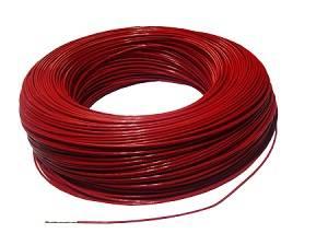 Bilde av Teflon isolert ledning, 1mm² (16 AWG)
