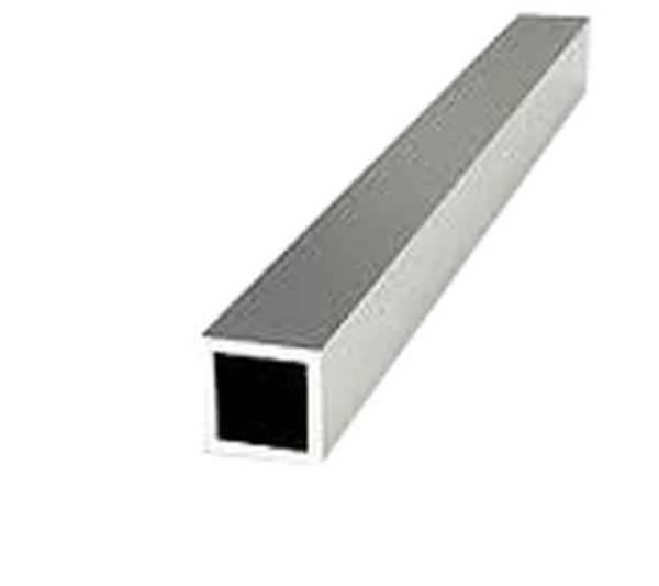 Aluminium, firkantrør