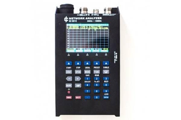 KC901S+ 4GHz Nettverks analysator