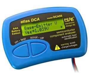 Bilde av DCA55 Komponenttester for halvledere