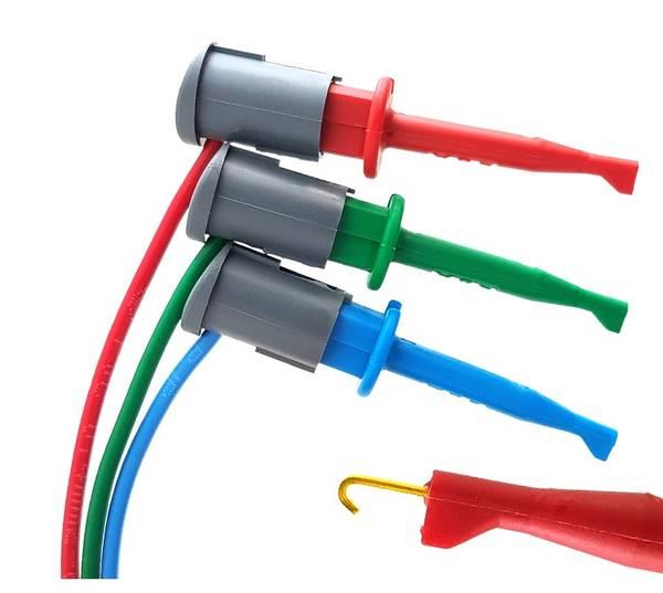 DCA55 Komponenttester for halvledere