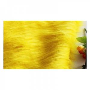 Bilde av Craft Fur 19 yellow