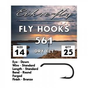 Bilde av 561 Dry Fly #14